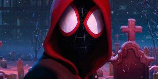 miles morales into the spider-verse movie