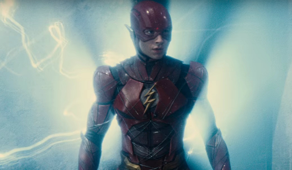 The Flash in the Justice League movie