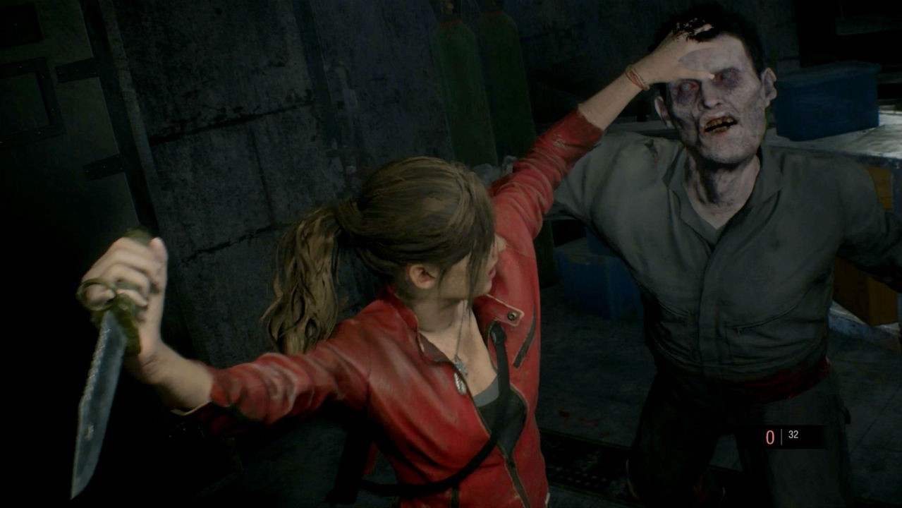 Resident Evil 2 Remake Stats Show Leon Is More Popular But Claire