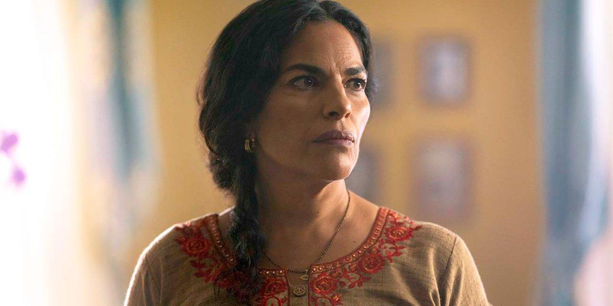 Sarita Choudhury in Evil Eye.