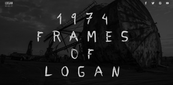 Logan Web site