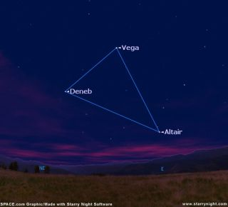 Altair: One of the Summer Triangle Stars | Space