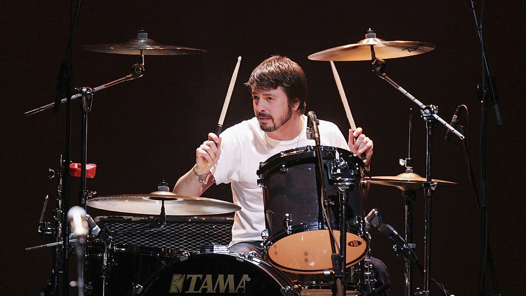 How Dave Grohl\'s drumming shaped the sound of Nine Inch Nails\' With ...