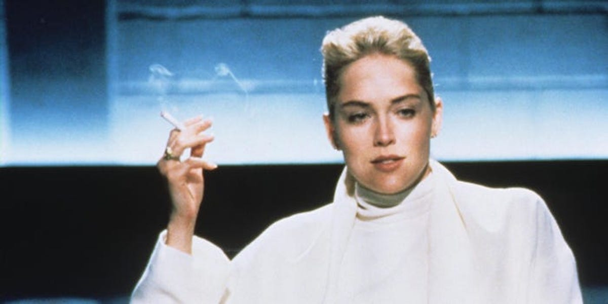 Sharon Stone On Being Pressured To Sleep With Her Co-Stars For On-Screen Chemistry