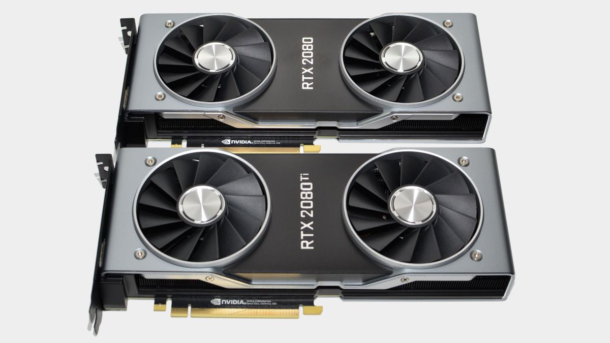 GeForce RTX 2080 and RTX 2080 Ti unboxed | PC Gamer
