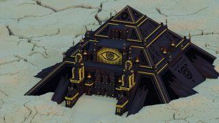 Minecraft desert temple - TrixyBlox