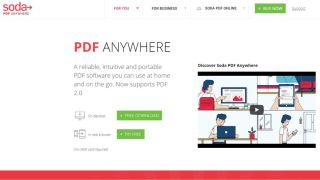 Soda PDF Anywhere - Full-featured cloud-based management suite