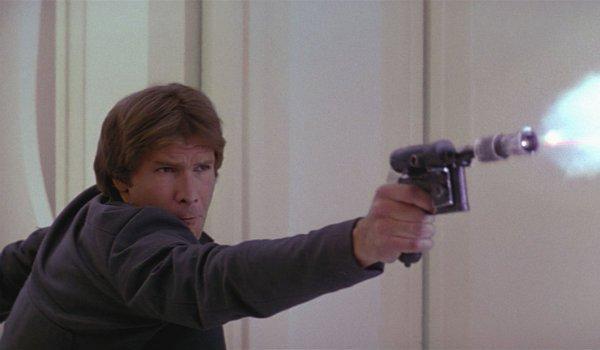 Han Solo Blaster The Empire Strikes Back Star Wars