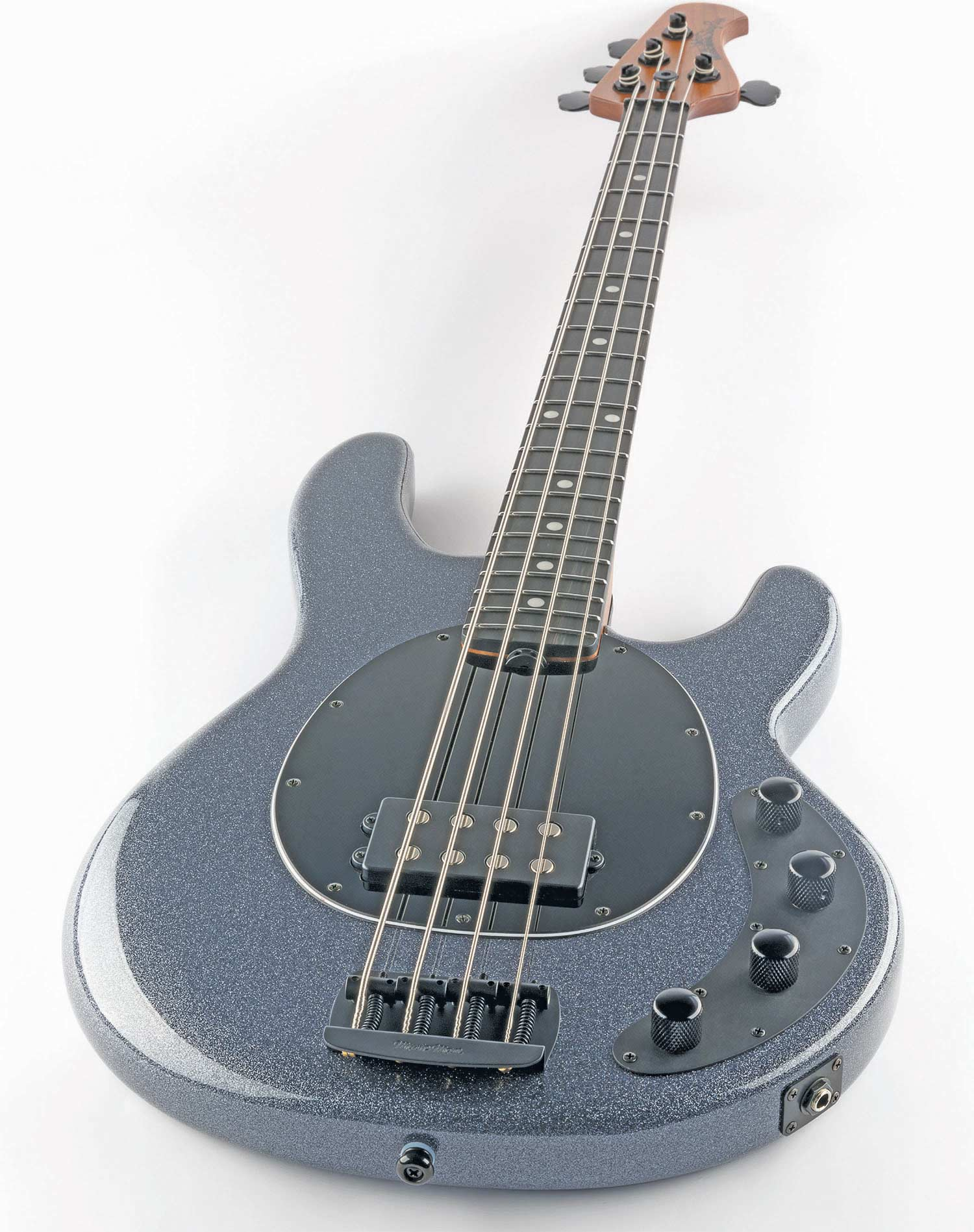 Why the Ernie Ball Music Man StingRay Remains the Top Choice of Countless Pro Bassists