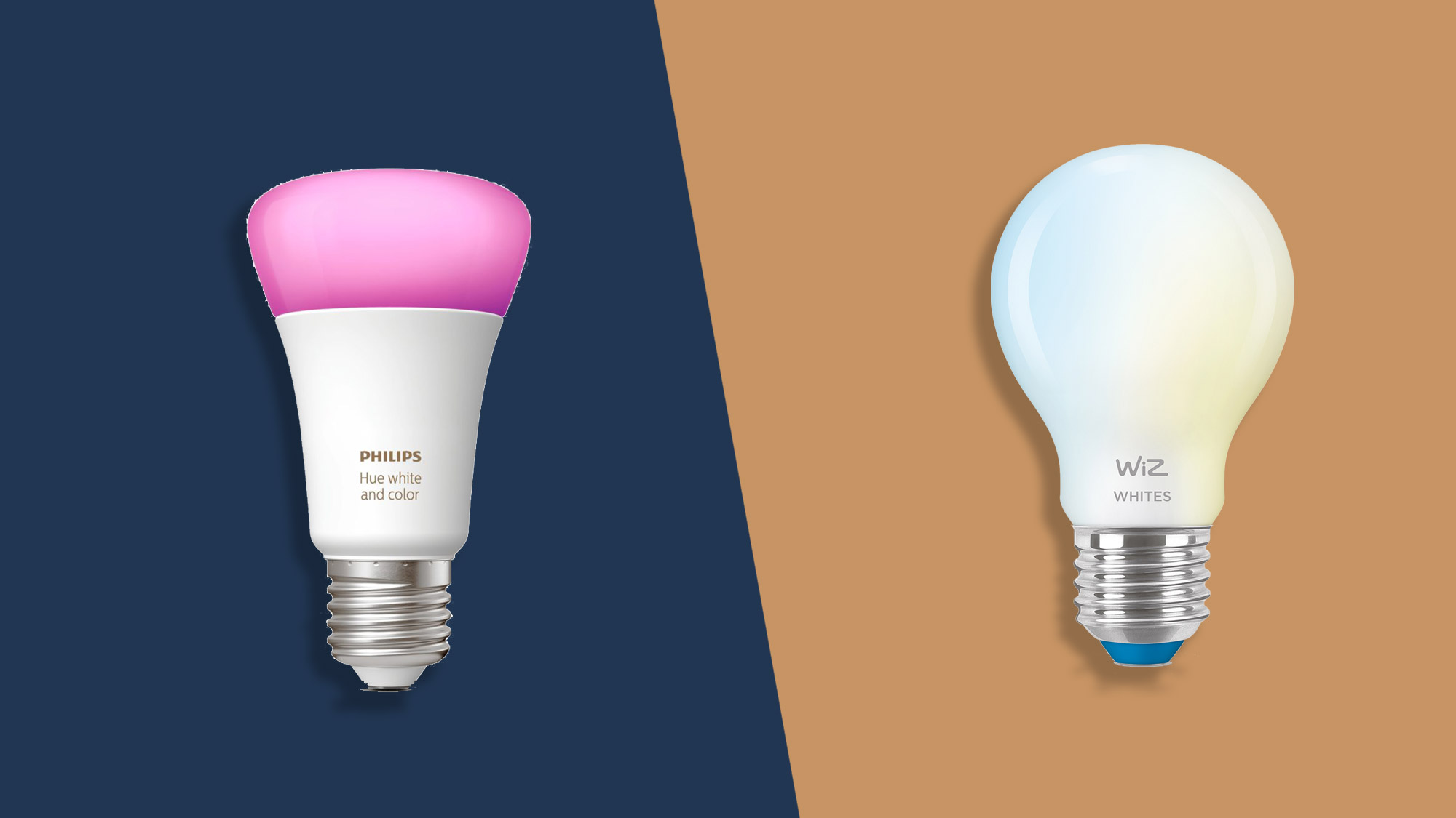 Philips Hue vs WiZ: which smart lights are right for your home?