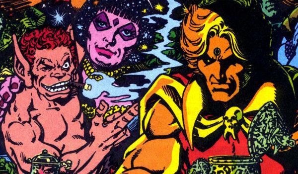 Adam Warlock and Pip the Troll in Infinity war