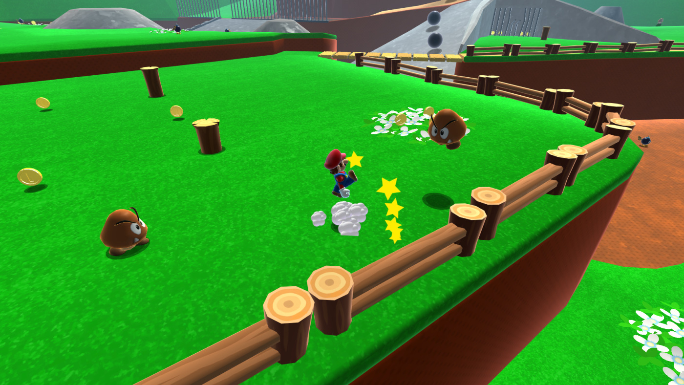 Play This Super Mario 64 HD Remake Right Now #32674
