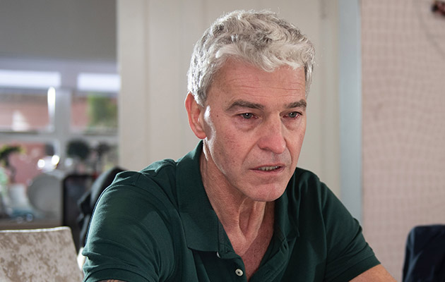 Hollyoaks spoilers: Mac Nightingale gives Breda a deadline
