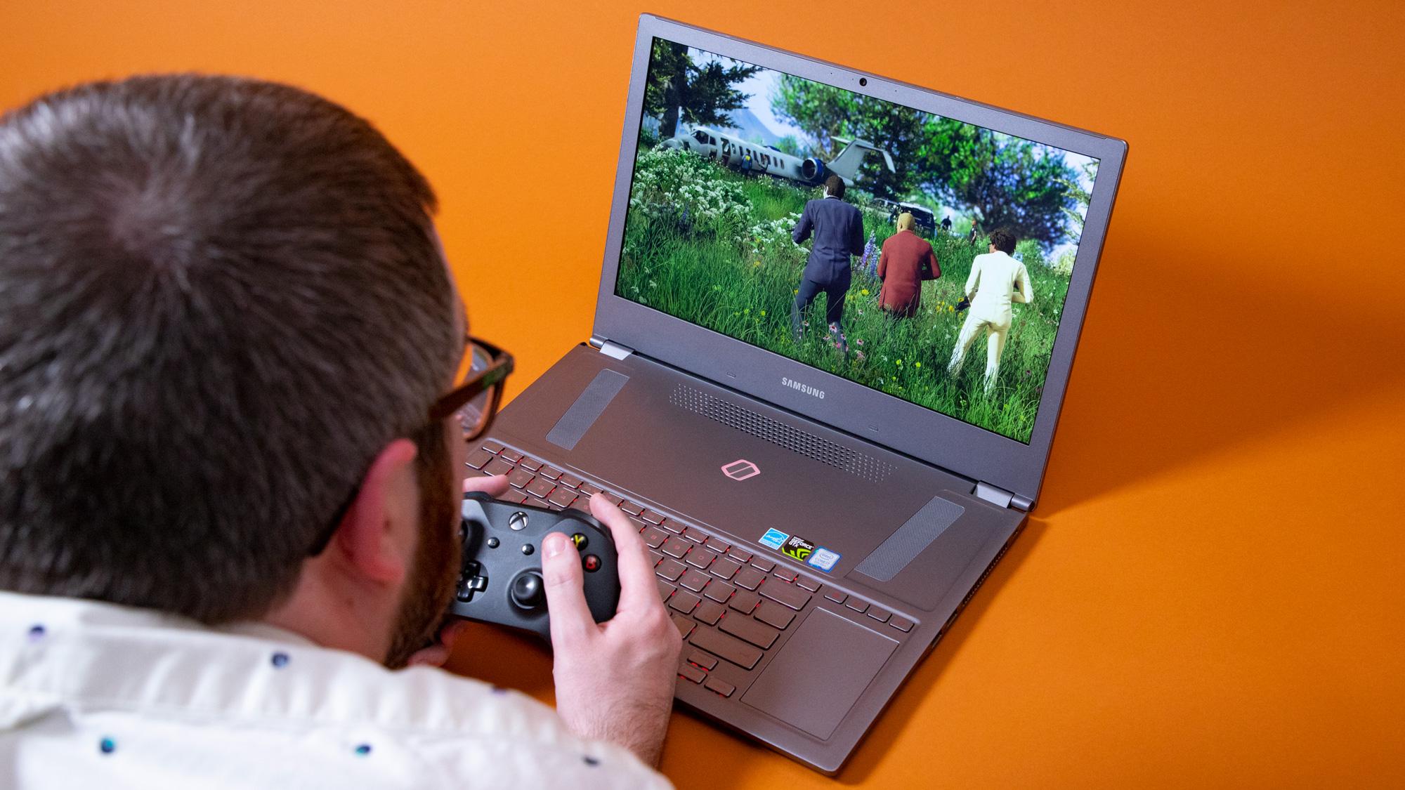 Samsung Notebook Odyssey Z review: Page 2 | TechRadar