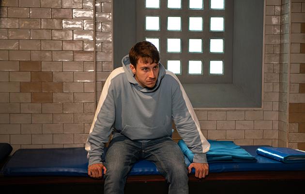 Coronation Street spoilers: Ryan Connor, looking dejected, is arrested!