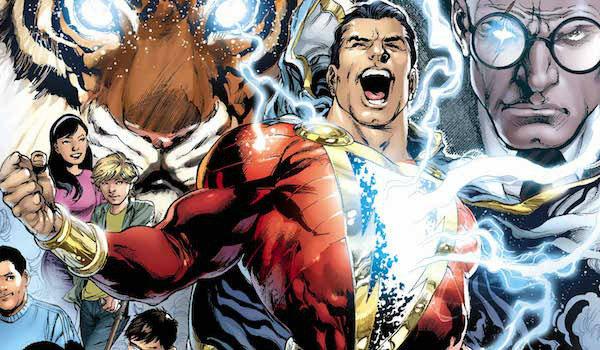 Shazam DC Comics Billy Batson