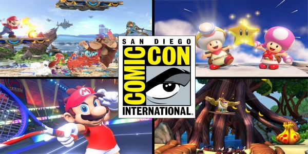 Nintendo Is Bringing Super Smash Bros. Ultimate, And More To San Diego Comic-Con thumbnail