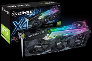 Inno3D RTX 3070 Ti Chill X4, X3