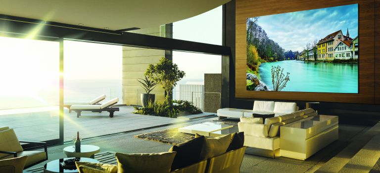 Samsung The Wall Luxe