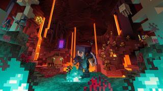 Minecraft Update 1.16 Nether Update