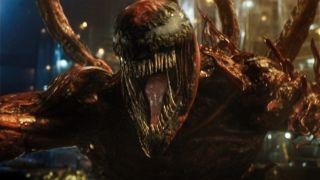 Carnage in the Venom sequel