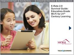 E-Rate 2.0 Survival Guide: Education-Grade Wi-Fi for 21st Century Learning