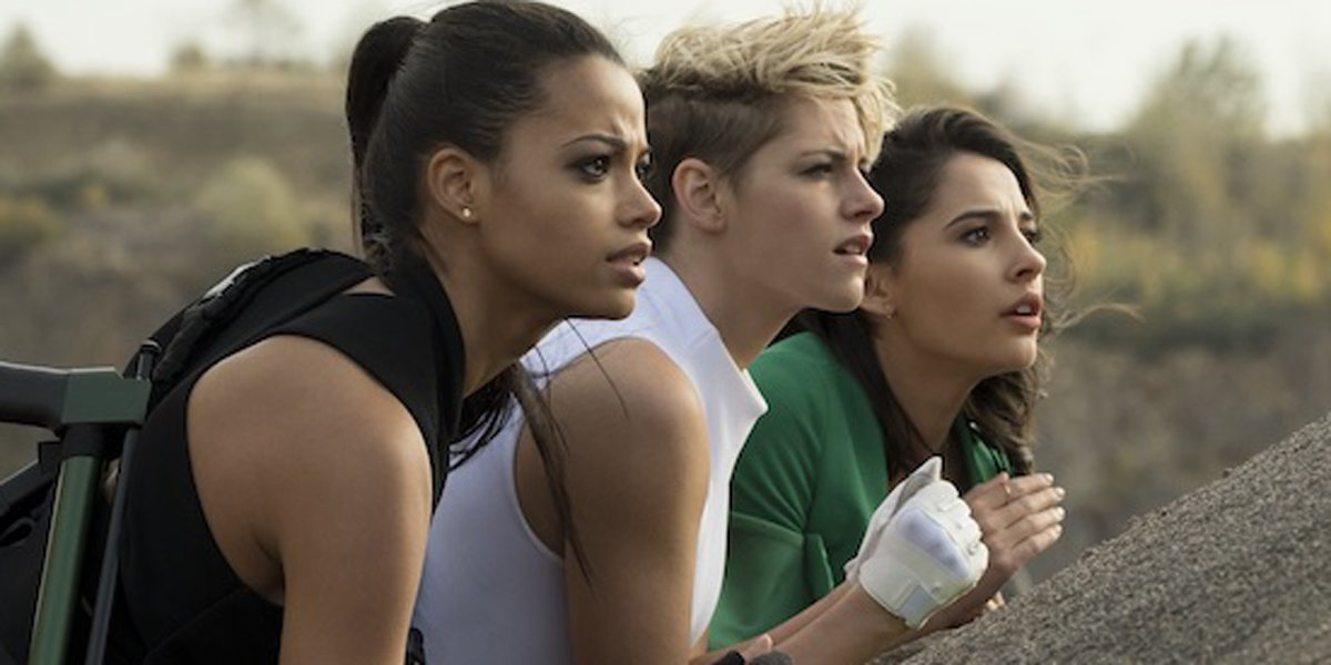 Why Didn't More Fans Watch The New Charlie's Angels Movie?