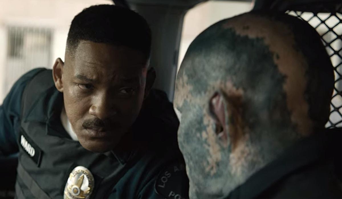 Will Smith Joel Edgerton Bright Netflix
