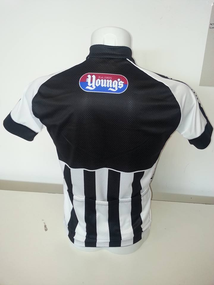 Grimsby Town release a cycling jersey that is a replica of their ... c0b0bd207