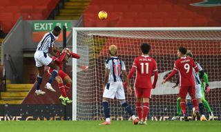 Liverpool v West Bromwich Albion – Premier League – Anfield