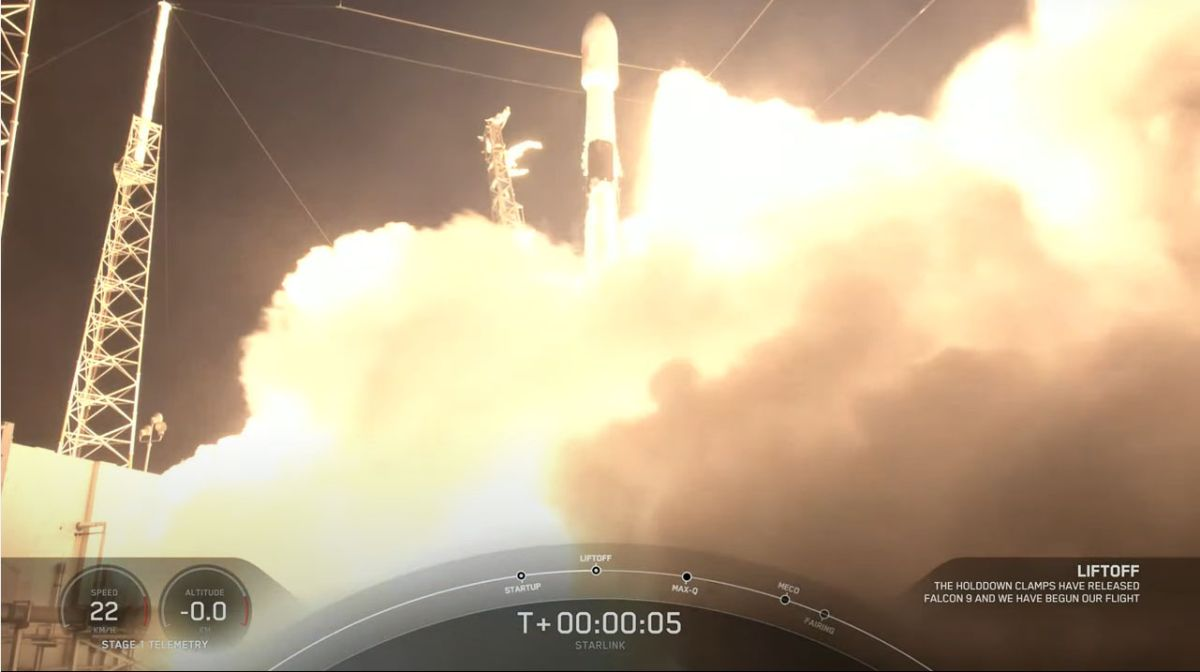 SpaceX launches 60 Starlink satellites in record 10th liftoff (and landing) of reused rocket – Space.com
