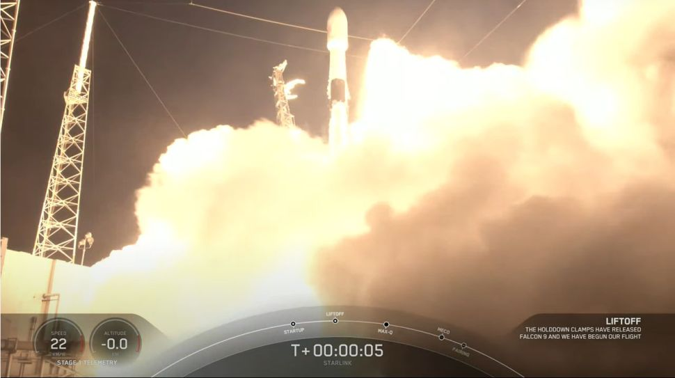 SpaceX launches 60 Starlink satellites in record 10th liftoff (and landing) of reused rocket