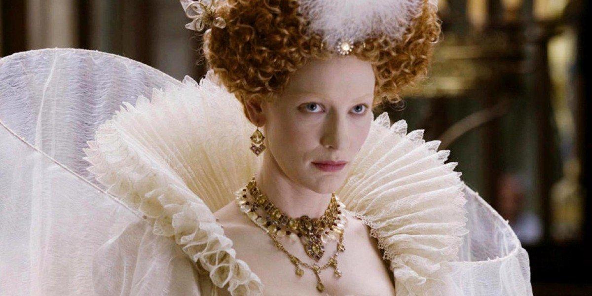 Cate Blanchett - Elizabeth