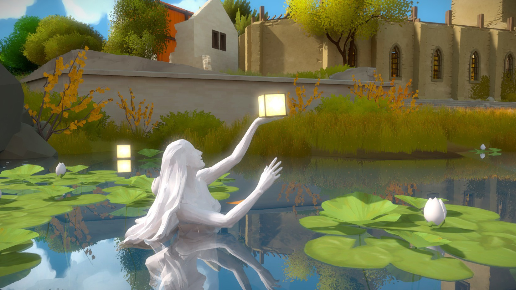 The Witness is the next free game on the Epic Games Store | PC Gamer