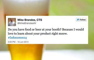 Twitter Round-Up: InfoComm 2014 Day 2