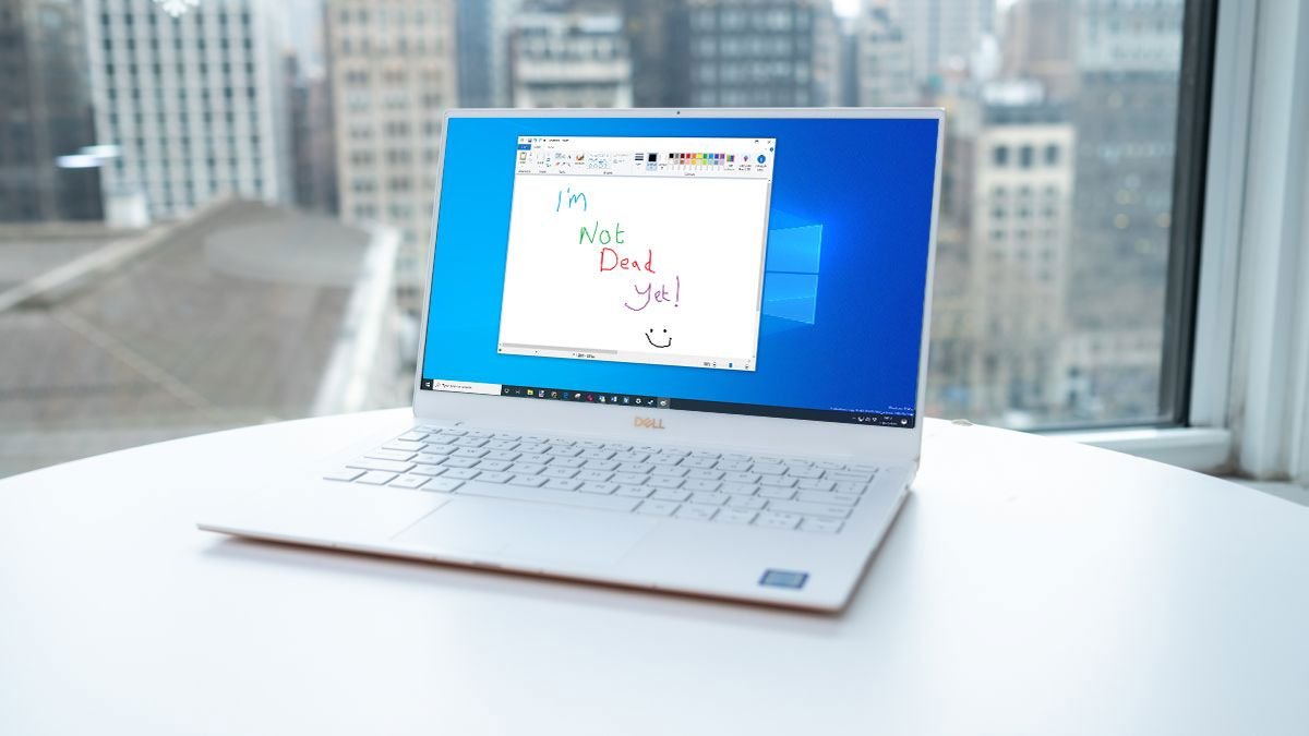 Microsoft Paint va quitter Windows 10 : un drame ?