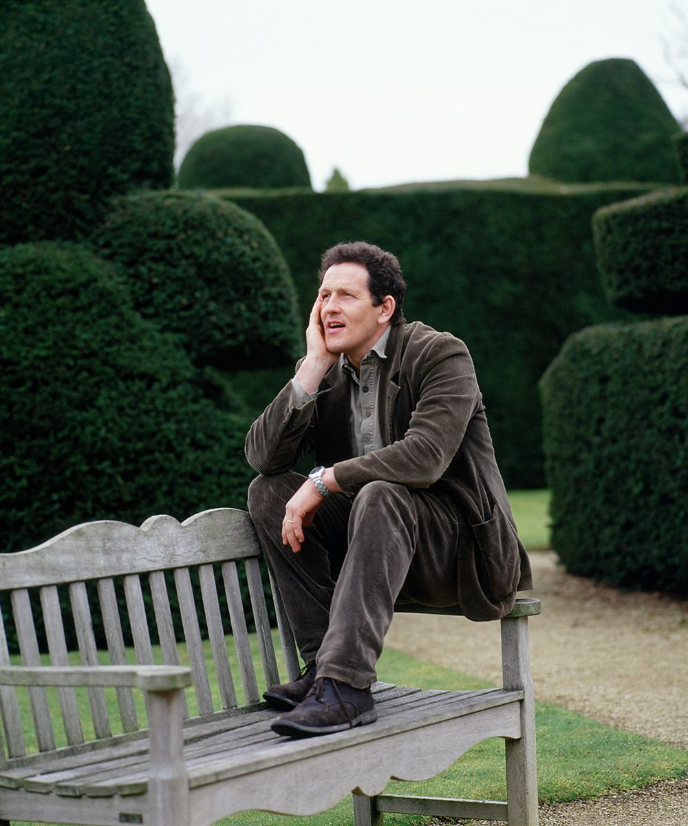 Take a tour around Monty Don's beautiful Longmeadow garden in Herefordshire