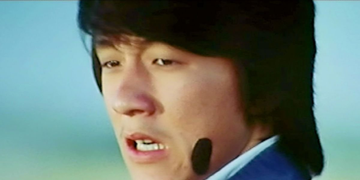 Jackie Chan in The Young Tiger