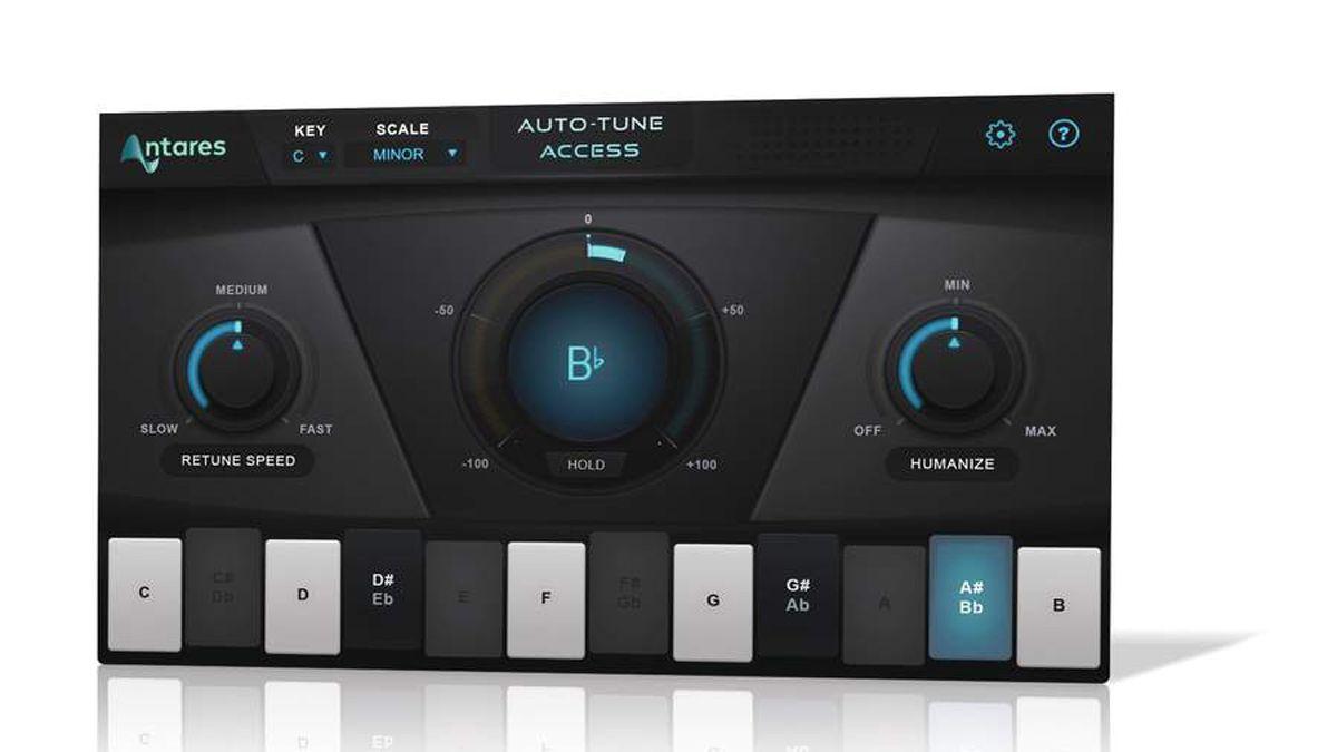 antares auto tune access review musicradar. Black Bedroom Furniture Sets. Home Design Ideas