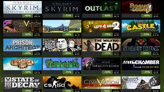 Steam Summer sale games