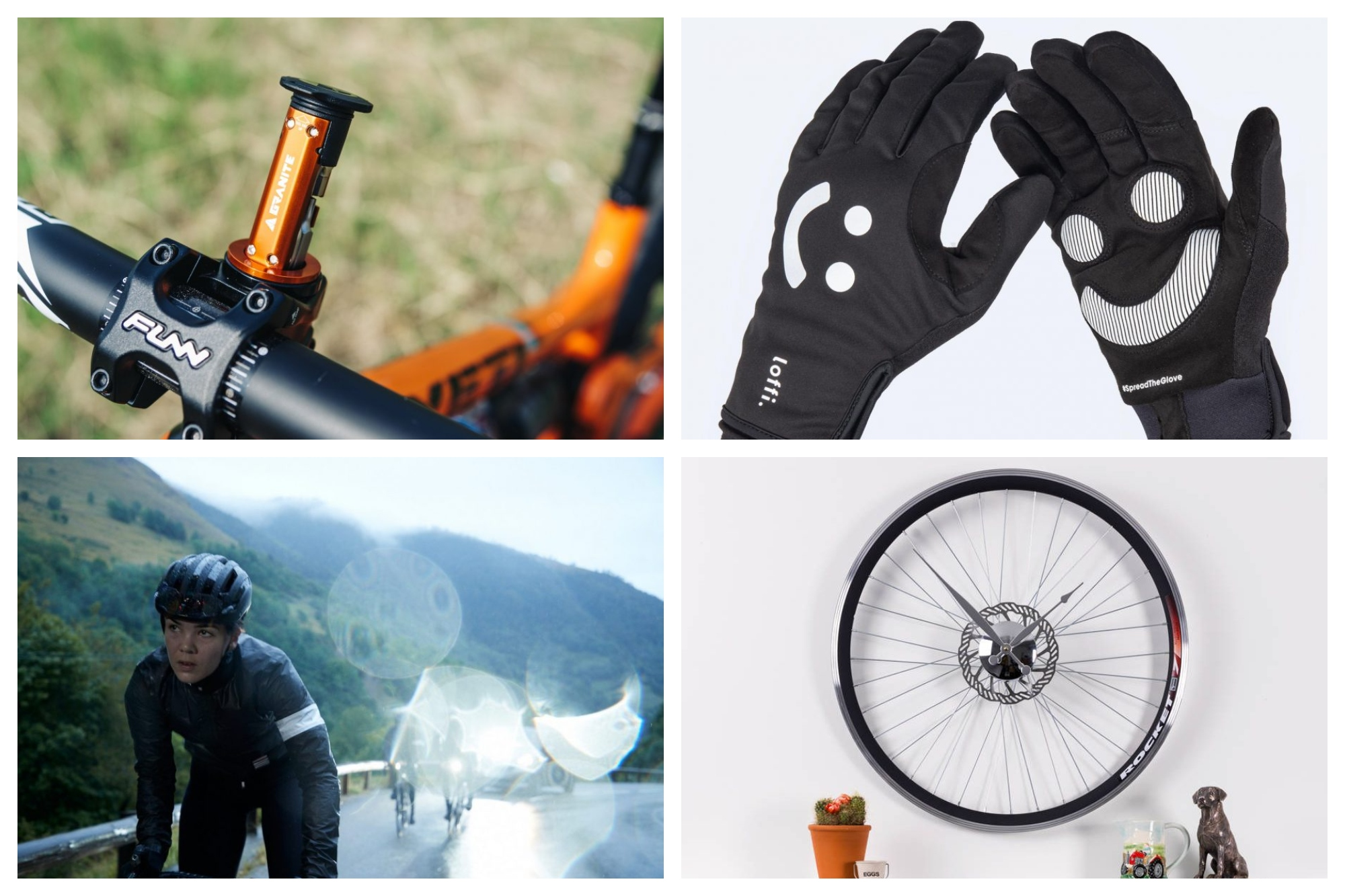 Best Christmas gifts for cyclists 2019