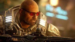 Batista in Gears 5