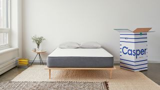 Get 10% off Casper mattress and pillow orders with this Memorial Day sale