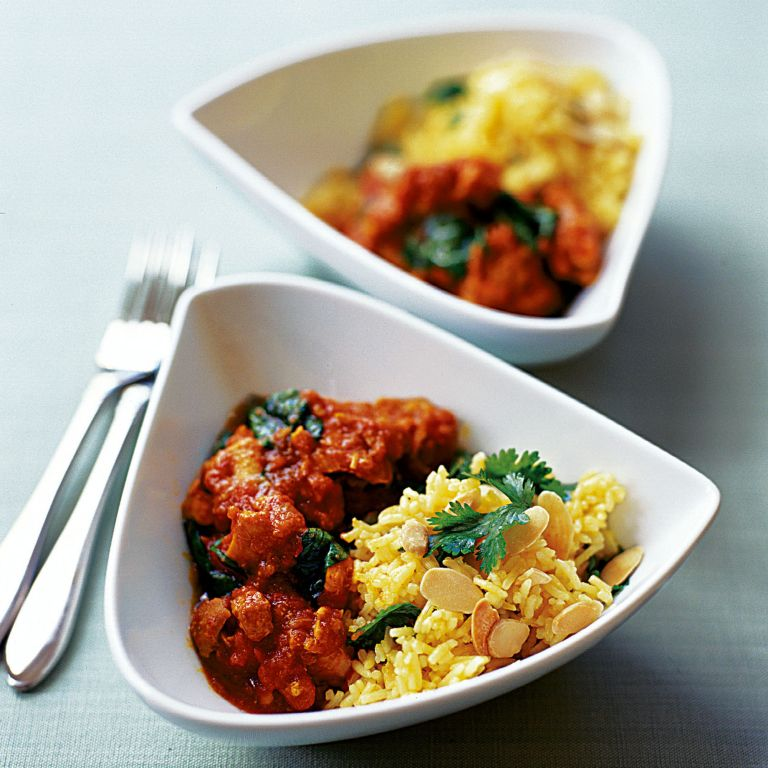 Bill Granger's Fragrant Chicken Curry recipe-Chicken recipes-recipe ideas-new recipes-woman and home