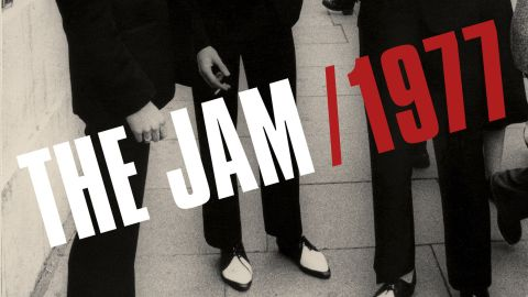 Cover art for The Jam - 1977 album