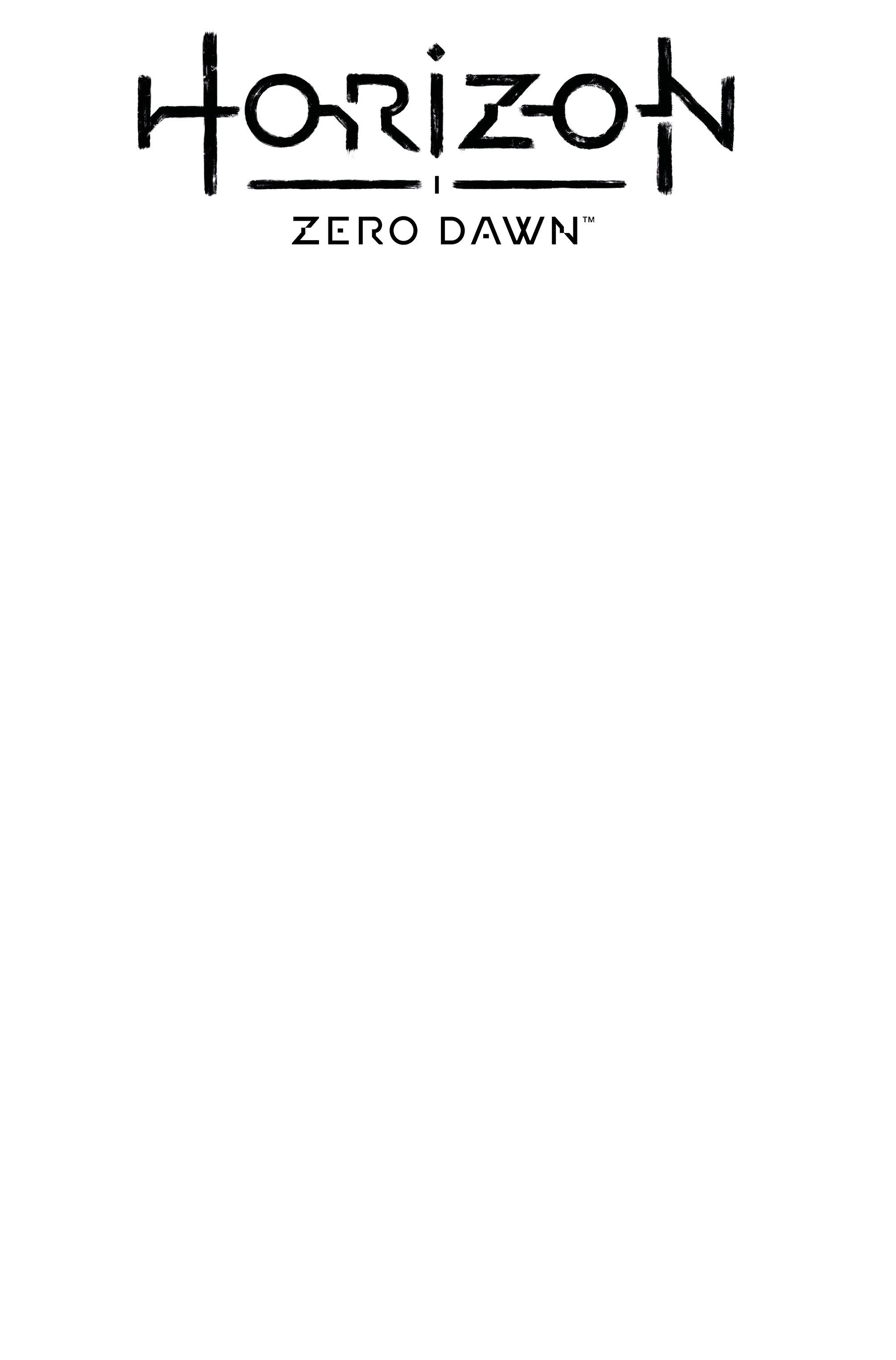 Horizon Zero Dawn: Liberation # 1