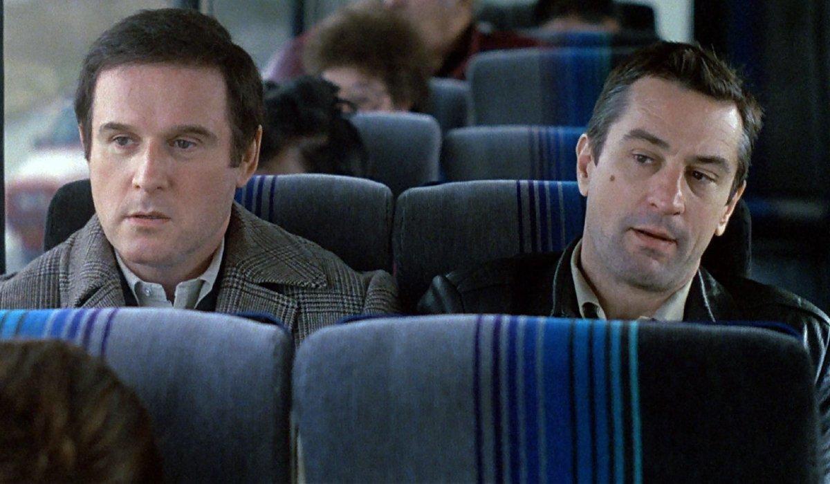 Midnight Run Charles Grodin and Robert De Niro take the bus
