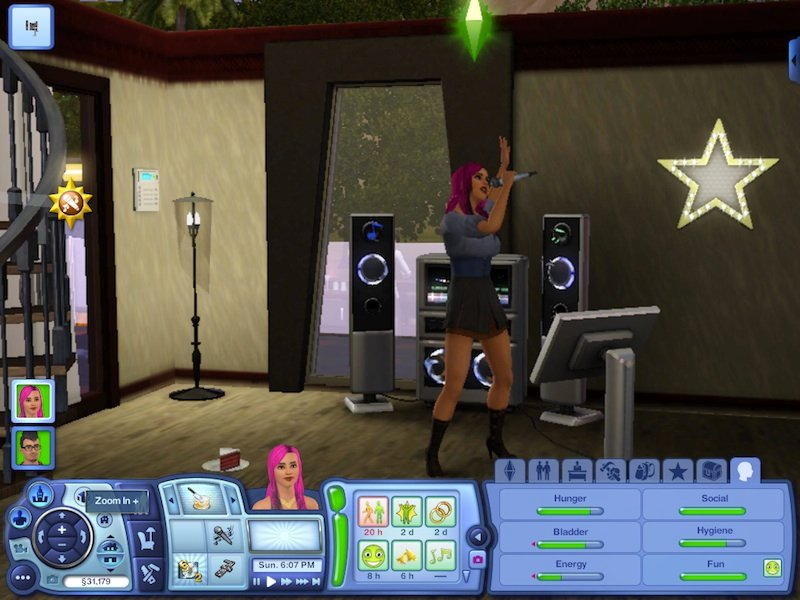 The Sims 3 Showtime Expansion Pack Review: Music, Magic And Acrobatics #21057