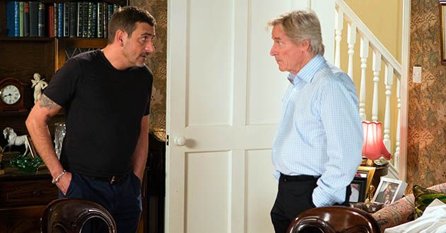 Peter Barlow, Coronation Street, chris gascoyne