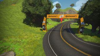 Zwift Tour de France Stage 2